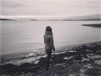 Havet ...